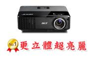acer P1270 投影機-佳譽資訊